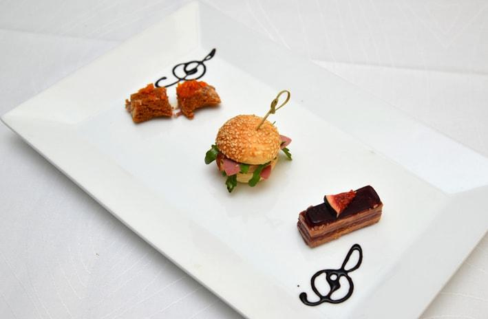 Symphonie de Foie Gras et Magret de canard