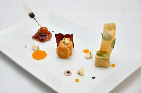 Déclinaison de Foie Gras et Magret pour Apéros Gourmets