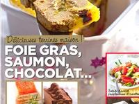 Chic ! Avec le Foie Gras, des suggestions pour la Saint Valentin :