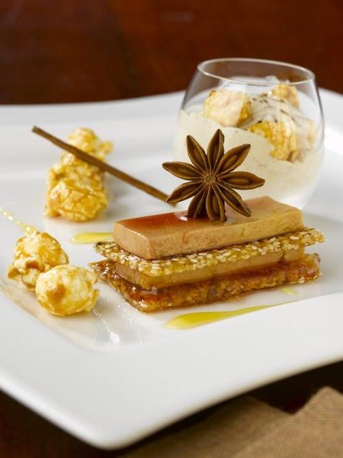 Le blog du foie gras - Decoration assiette de foie gras photo ...