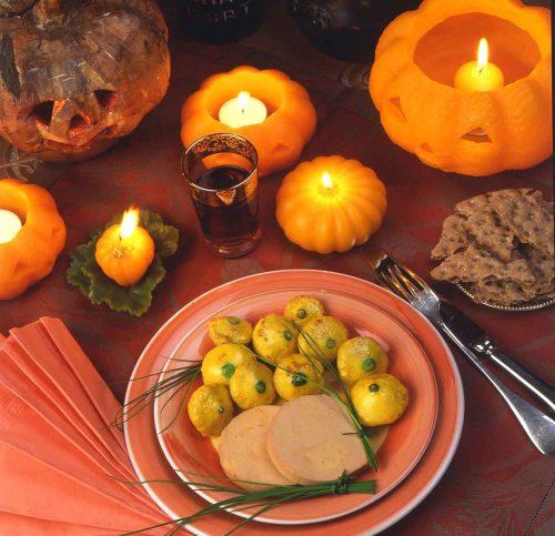 HALLOWEEN : Bonbons, déguisements et Foie Gras!