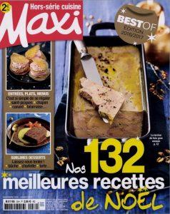 Vite au kiosque journaux pour maxi partout o l 39 on for Maxi hors serie cuisine