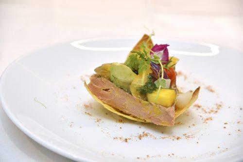 Amy Alejandra Torres Ochoa, finaliste du Challenge Foie Gras nous donne sa recette