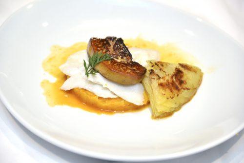 Clément Masson, finaliste du Challenge Foie Gras nous donne sa recette