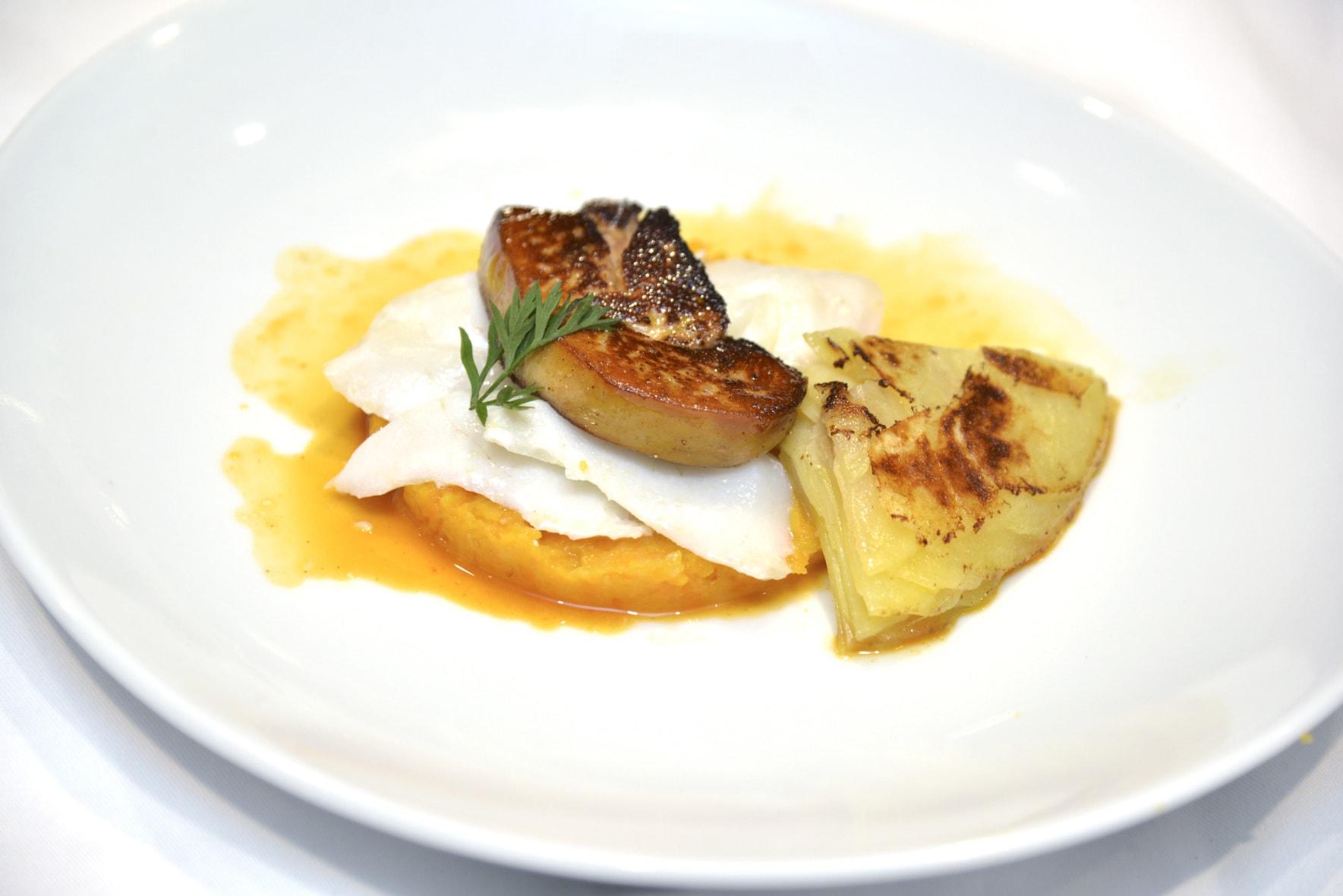 Samuel jubleau finaliste du challenge foie gras nous donne sa recette le blog du foie gras - Recette du foie gras ...