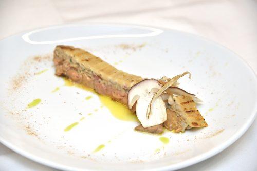Léo Daull, finaliste du Challenge Foie Gras nous donne sa recette