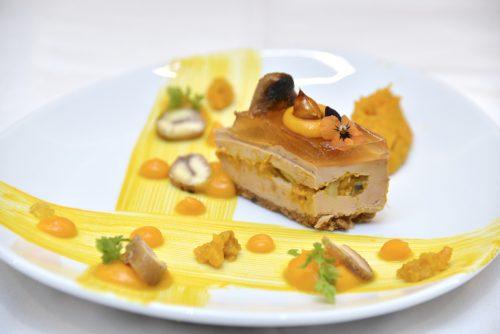 Quentin Mathevon, finaliste du Challenge Foie Gras nous donne sa recette