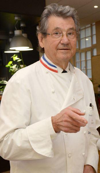 L'histoire à la carte sur France Info : la recette d'asperge au Foie Gras et Comté de Guy Legay