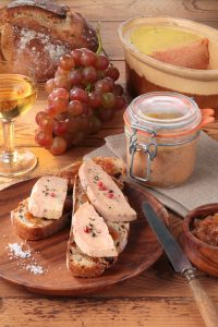 Comment lire l tiquette d un foie gras le blog du foie gras - Comment cuisiner le foie gras cru ...