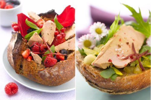 Foie Gras, le retour des tartines gourmandes
