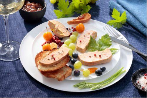 Le Foie Gras mi-cuit et sa ribambelle d'amis