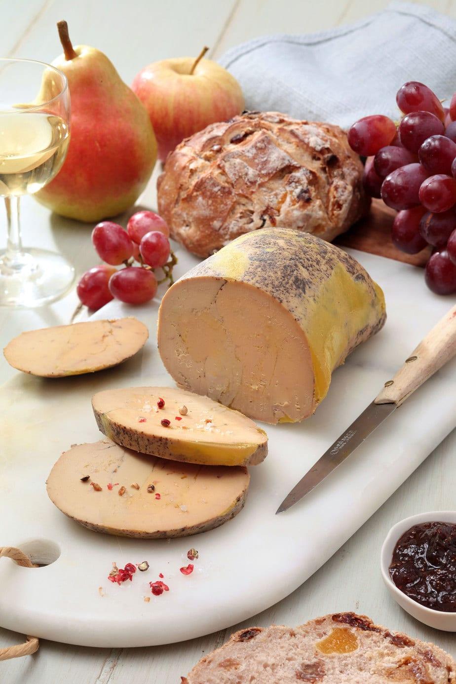 Foie Gras générique - Ph.ASSET / CIFOG / ADOCOM-RP
