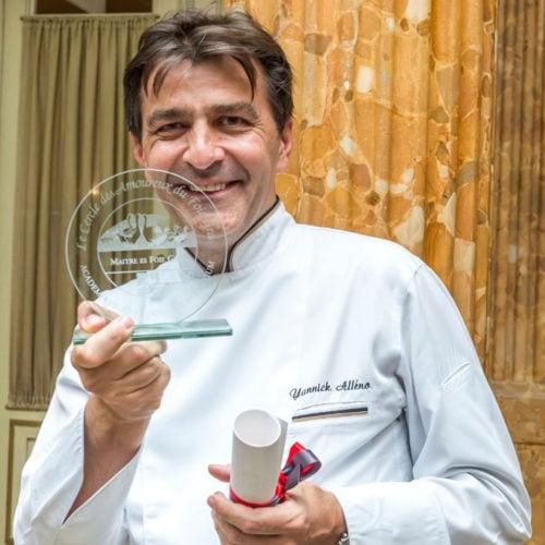 Le grand Chef Yannick Alléno, une bien belle actualité !
