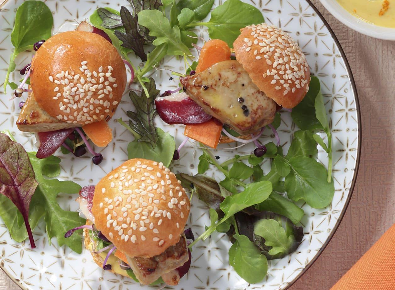 Mini-burgers / Ph.ASSET / CIFOG / ADOCOM-RP