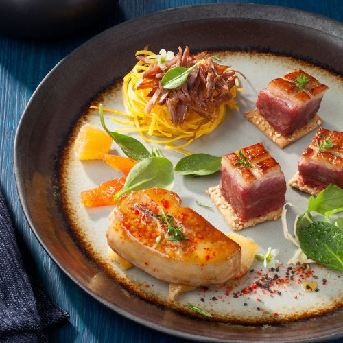 BONNE NOUVELLE: Les inscriptions au Challenge Foie Gras 2020 des Jeunes Créateurs Culinaires sont ouvertes jusqu'au 10 septembre!