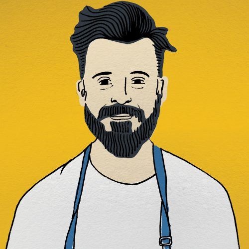 Adrien Cachot (Top Chef) devient l'ambassadeur du Foie Gras, du Magret et du Confit de France !