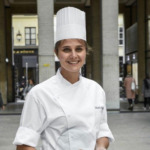 Alix André: Grande Gagnante du Challenge Foie Gras 2020  des Jeunes Créateurs Culinaires
