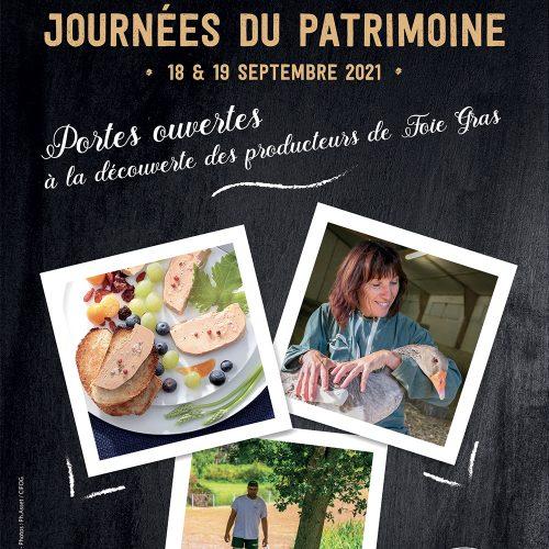 Journées du Patrimoine : Voyage dans le Sud-Ouest en avant-première des portes ouvertes des producteurs de Foie Gras