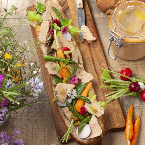 Au Foie Gras : sublimes, mutines, divines…tartines